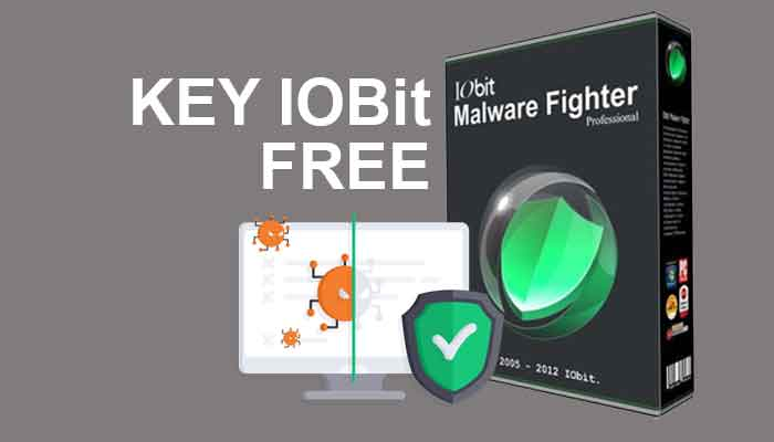 key iobit malware fughter pro