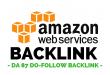 Cara mendapatkan backlink dari Amazon.com PR10 Gratis