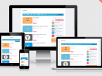 premium blogger template gratis 2021