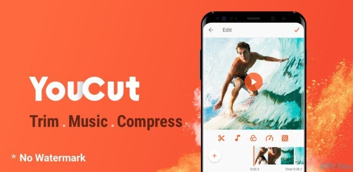 youcut pro video editor no wtermark pro apk