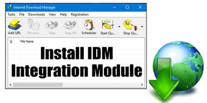 idm integration chrome 700x350 - Cara mengatasi tombol idm yang tidak muncul di Chrome
