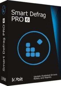download IObit Smart Defrag pro terbaru full key