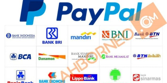 Daftar kode bank untuk Paypal. Chek sebelum anda melakukan withdraw!