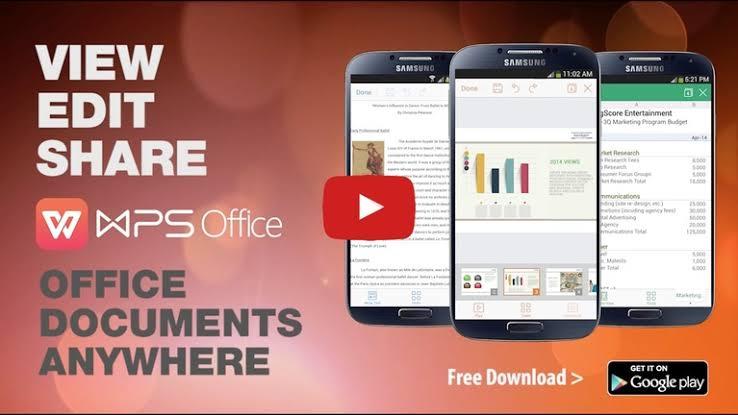 wps office + pdf premium apk terbaru gratis