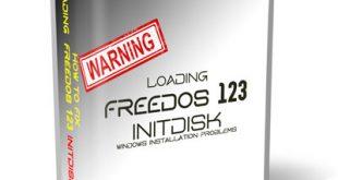cara mengatasi masalah loading freedos 123 initdisk pada saat instal windows