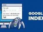 postingan terindeks google