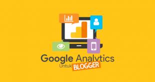 cara pasang google analytics di blog