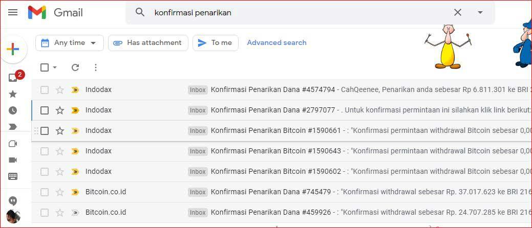 bukti pembayaran bitcoin indonesia