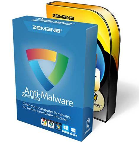 zemana antimalware key premium registration full