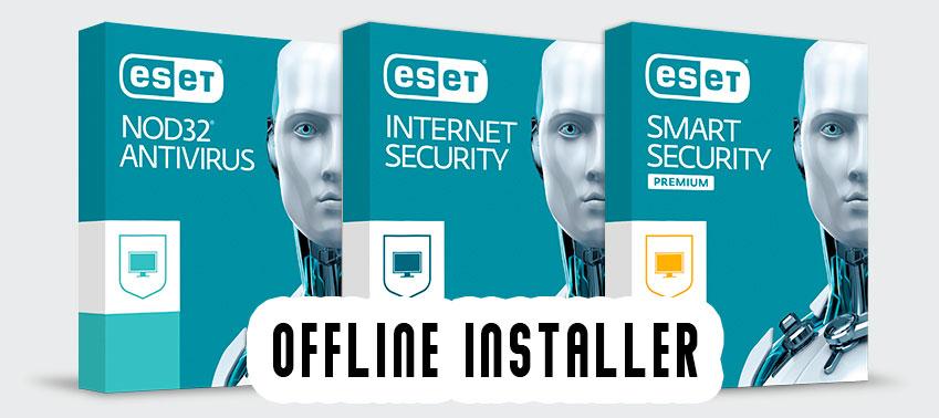 eset offline update dan eset nod32 offline installer