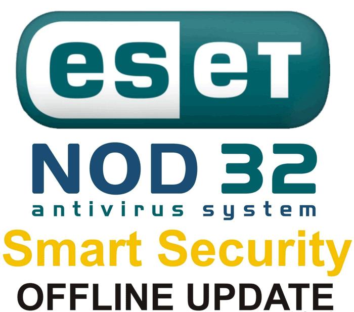 eset offline update